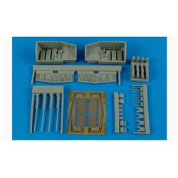 AIRES 4535 1/48 F3H-2 Demon gun bay for Hobby boss