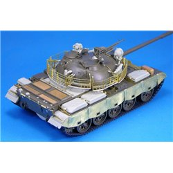Legend Productions LF1221 1/35 Iraqi Type-59 Conversion set For Tamiya T-55