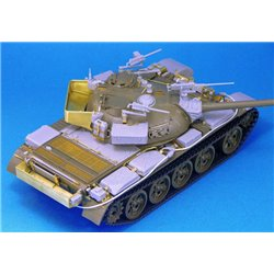 Legend Productions LF1255 1/35 IDF Tiran4 Conversion Set For Tamiya T-55