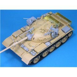 Legend Productions LF1263 1/35 IDF Tiran 5 Detailing Set For Tamiya