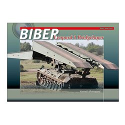 TrackPad Publishing MFF003 Biber - Leopard 1 Bridgelayer Livre en Anglais
