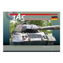 TrackPad Publishing MFF005 1A5 - The Ultimate Leopard 1 Livre en Anglais