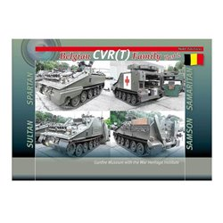 TrackPad Publishing MFF10 Belgian CVR(T) Family Part 2 English Book