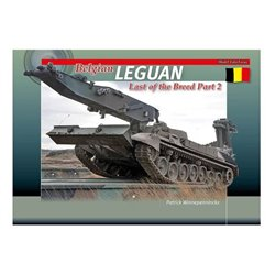 TrackPad Publishing MFF12 Belgian Leguan - Last of the Breed Part 2 Livre en Anglais