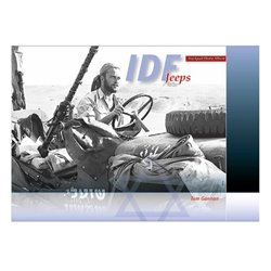 TrackPad Publishing PA001 IDF Jeeps English Book