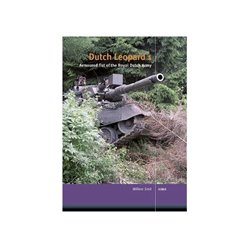 TrackPad Publishing TP001 Dutch Leopard 1 Livre en Anglais
