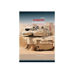 TrackPad Publishing TP004 Danish Leopards in Helmand Livre en Anglais