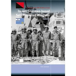 TrackPad Publishing TP006-2 Israeli Sherman-based SP Weapons Volume 2 Livre en Anglais