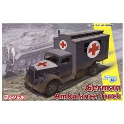 DRAGON 6790 1/35 German Ambulance Truck