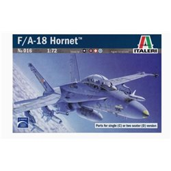 ITALERI 016 1/72 F/A-18 Hornet