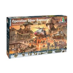 ITALERI 6184 1/72 Operation Silver Bayonet - Vietnam War 1965