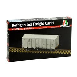 ITALERI 8704 1/87 Refrigerated Freight Car H