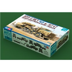 Hobby Boss 85519 1/35 M911 C-HET w/ M747 Heavy Equipment Semi-Trailer