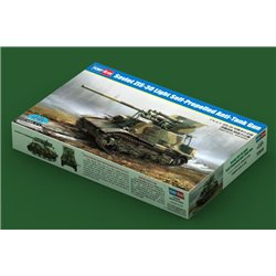 HOBBY BOSS 83849 1/35 Soviet ZIS-30 Light Self-Propelled Anti-Tank Gun