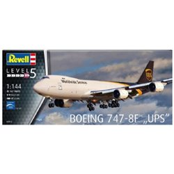 REVELL 03912 1/144 Boeing 747-8F Freighter UPS
