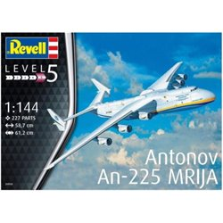 REVELL 04958 1/144 Antonov An-225 Mrija