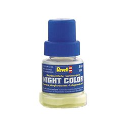 REVELL 39802 Aqua Color Peinture Luminescente - Night Color Luminous 30ml