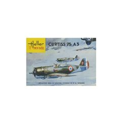 HELLER 80214 1/72 Curtiss 75.A3