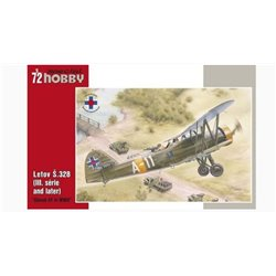 SPECIAL HOBBY SH72326 1/72 Letov Š.328 (III. série and later) Slovak AF in WWII