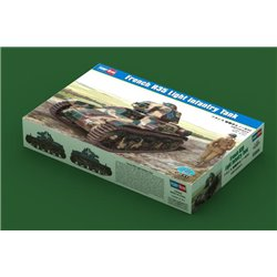 HOBBY BOSS 83806 1/35 French R35 Light Infantry Tank