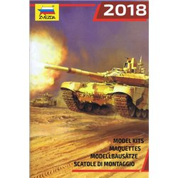 ZVEZDA Catalogue - Catalog 2018 Français - Anglais
