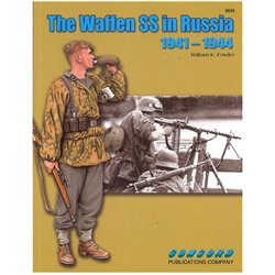 CONCORD 6535 The Waffen SS in Russia 1941-44