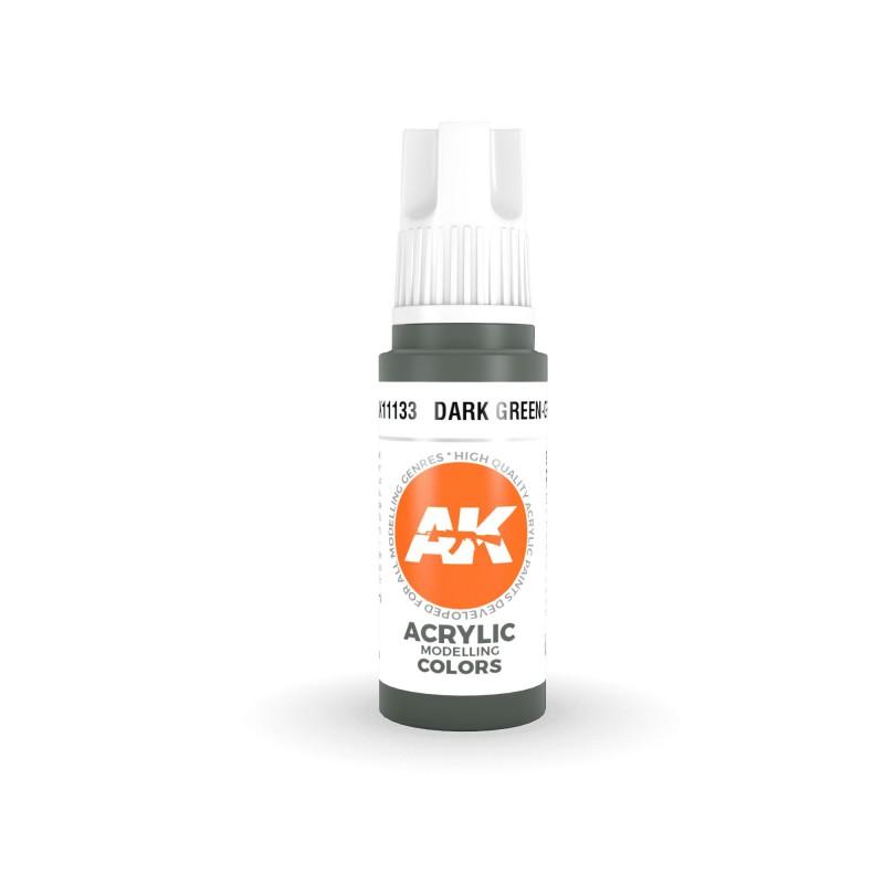 HATAKA HTK-AS17 Aviation Paint Set Modern Polish Air Force paint set vol. 1 6x17ml