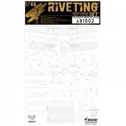 HATAKA HTK-AS26 Corrosion & rust weathering effects set 6x17ml