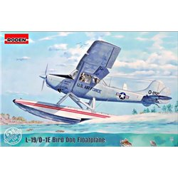 RODEN 629 1/32 Cessna L-19/O-1 Bird Dog Floatplane