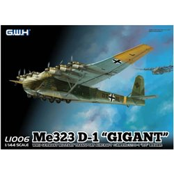 "GREAT WALL HOBBY L1006 1/144 Me 323 D-1 ""GIGANT""*"