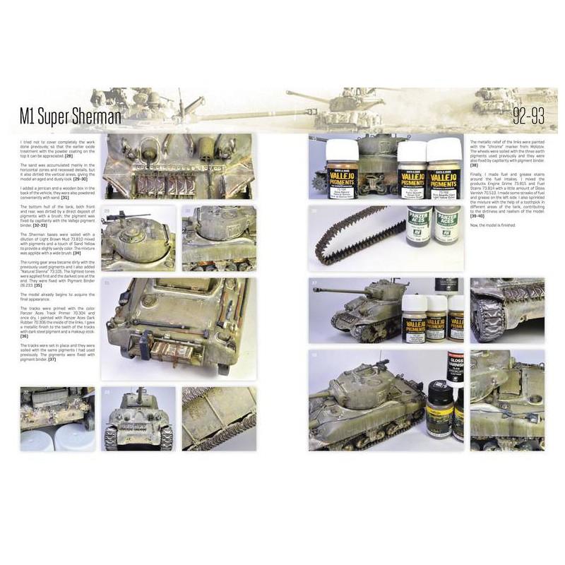 VALLEJO 77.603 Aluminium Dope Metal Color Set 4X32ml