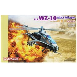DRAGON 4632 1/144 PLA WZ-10 Attack Helicopter