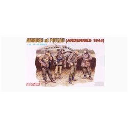 DRAGON 6091 1/35 Ambush at Poteau (Ardennes 194