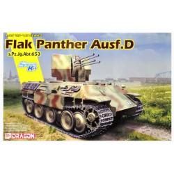 "DRAGON 6550 1/35 3.7cm FlaK 43 Flakpanzer IV ""Ostwind"""