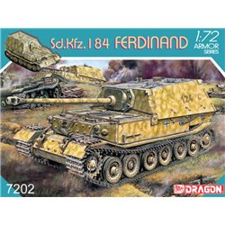 DRAGON 7202 1/72 Sd.Kfz. 184 Ferdinand