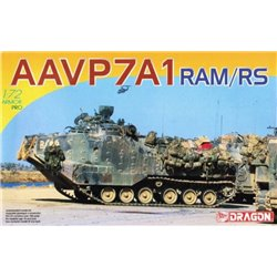 DRAGON 7237 1/72 AAVP7A1 RAM/RS