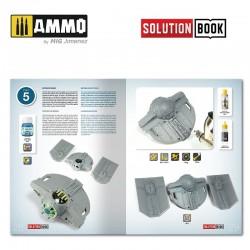 TRUMPETER 00204 1/35 SA-2 Guideline Missile on Transport trailer