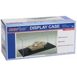 TRUMPETER 09817 Display Case Vitrine 210mm x 100mm x 80mm