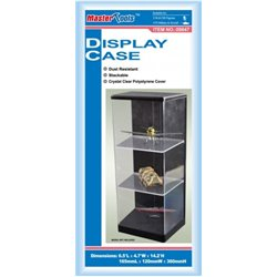 TRUMPETER 09847 Display Case Vitrine - 3 Floors 165mm x 120mm x 360mm