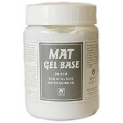 VALLEJO 26.216 Mat Gel Base 200ml