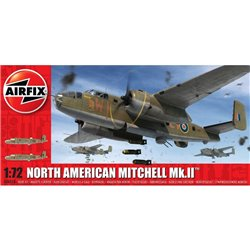 AIRFIX A06018 1/72 North American Mitchell Mk.II
