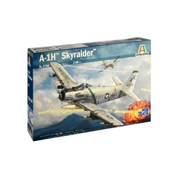 ITALERI 2788 1/48 A-1H SKYRAIDER