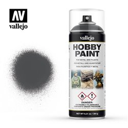 VALLEJO 28.002 Bombe - Spray Hobby Paint GRIS – PANZER GREY 400ml