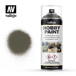 VALLEJO 28.003 Bombe - Spray Hobby Paint VERT – RUSSIAN GREEN 4BO 400ml