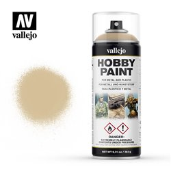 VALLEJO 28.013 Bombe - Spray Hobby Paint BLANC OS – BONEWHITE 400ml