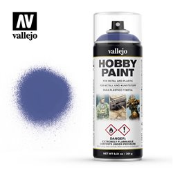 VALLEJO 28.017 Bombe - Spray Hobby Paint BLEU – ULTRAMARINE BLUE 400ml