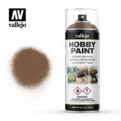 VALLEJO 28.019 Bombe - Spray Hobby Paint BRUN – BEASTY BROWN 400ml