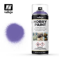 VALLEJO 28.025 Bombe - Spray Hobby Paint VIOLET – ALIEN PURPLE 400ml