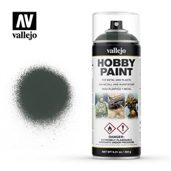 VALLEJO 28.026 Bombe - Spray Hobby Paint VERT FONCE – DARK GREEN 400ml