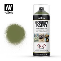 VALLEJO 28.027 Bombe - Spray Hobby Paint VERT GOBELIN – GOBLIN GREEN 400ml